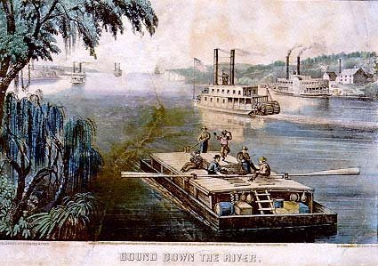 why was the steamboat invented