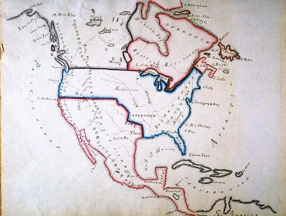 Map Of The United States 1850.The Map As History