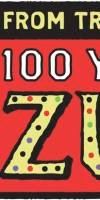 Logo entitled 100 Years of Zulu from tramps to kings