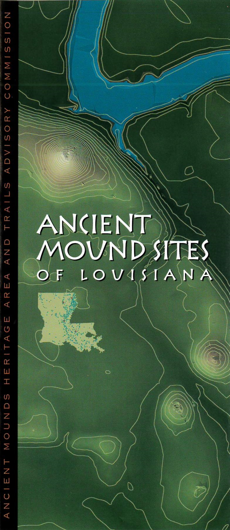Ancient Mound Site of Louisiana Brochure Cover Image