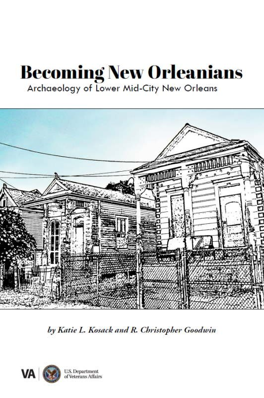 Becoming New Orleanians Book Cover