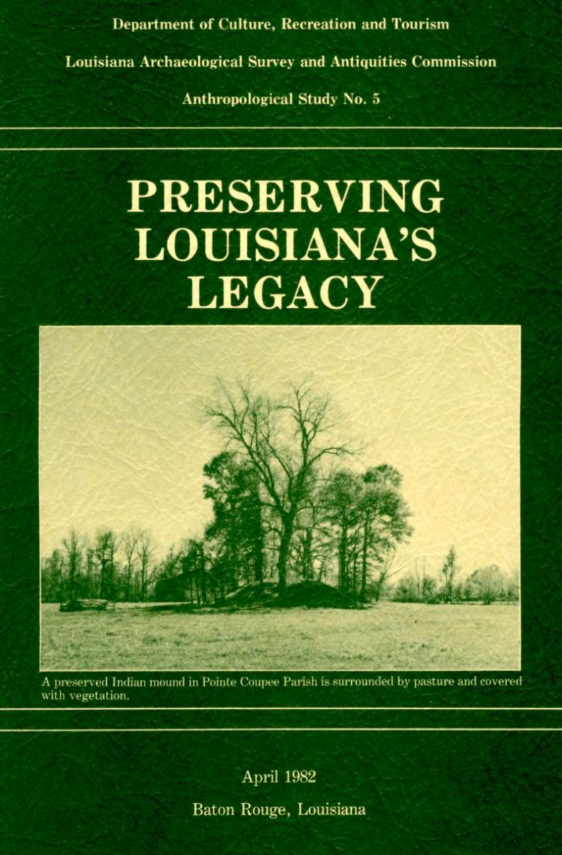 Preserving Louisiana's Legacy