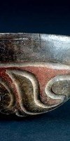 2000-year old bowl from the Crooks Site in LaSalle Parish.