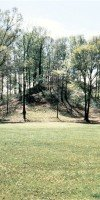 Poverty Point Mound A in West Carroll Parish.
