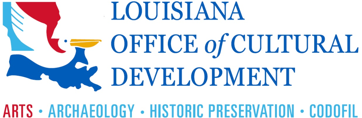 Louisiana Division of the Arts logo