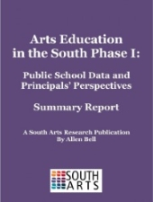 South Arts - Arts Education Report