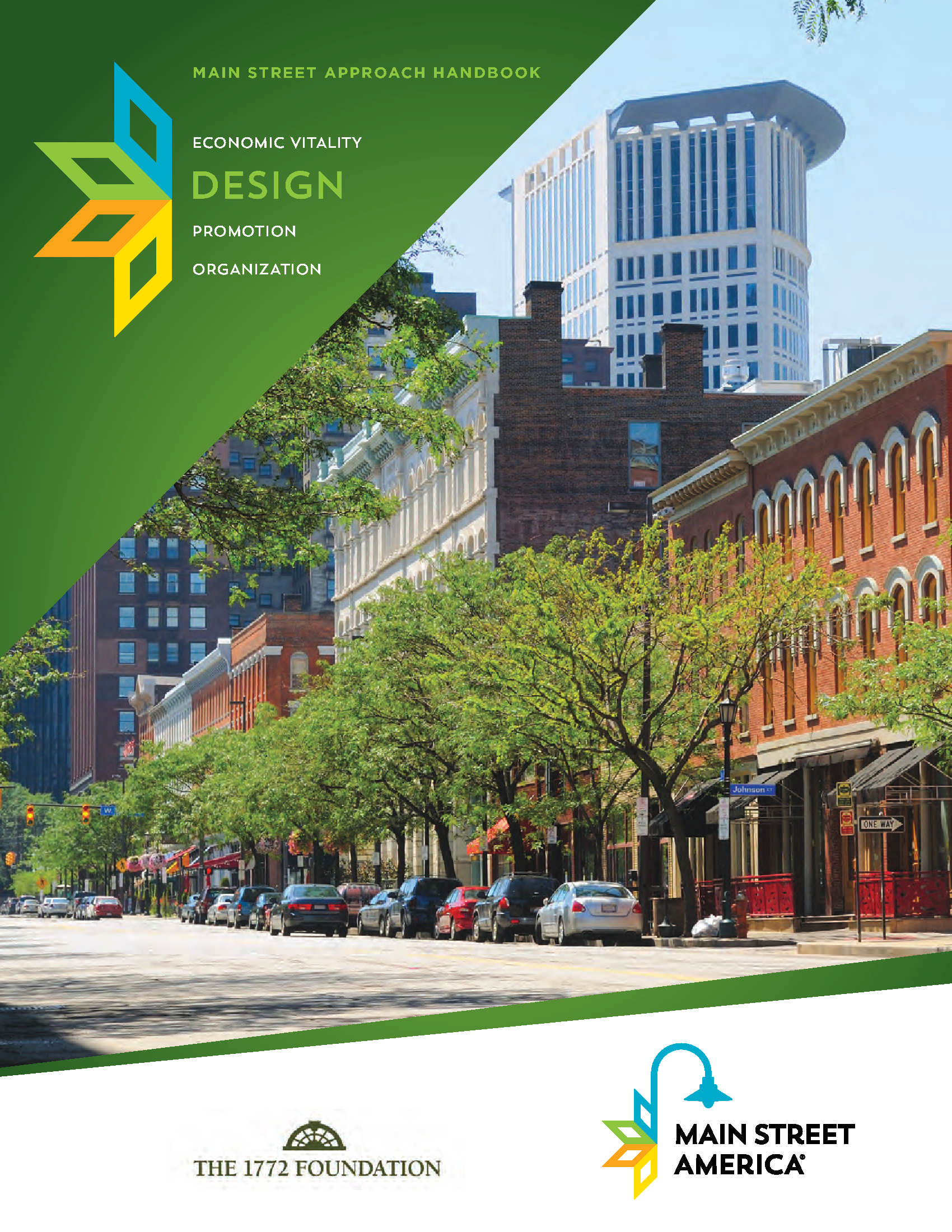 Download Main Street Design Handbook
