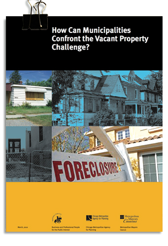 How Can Municipalities Confront the Vacant Property Challenge?