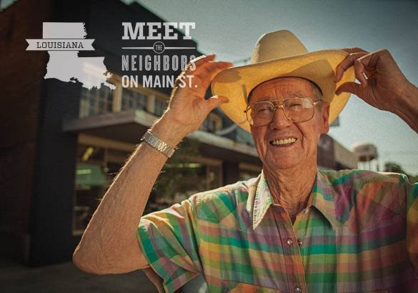 Meet the Neighbors logo