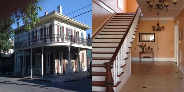 This Residence On Royal Street In New Orleans Was Successfully  Rehabilitated Using The Residential Tax Credit
