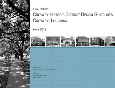 Crowley Design Guidelines PDF