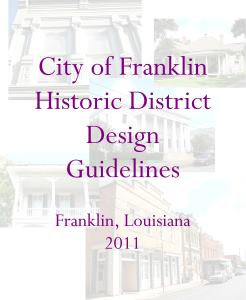 Franklin Design Guidelines