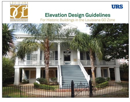 Elevation Design Guidelines for Historic Buildings