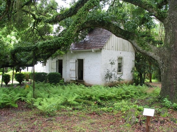 Plantation Kitchen House audubon state historic site | louisiana office of state parks