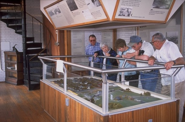 Toyota Downtown La >> Plaquemine Lock State Historic Site   Louisiana Office of ...