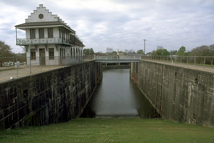 Toyota Of New Orleans >> Plaquemine Lock State Historic Site | Louisiana Office of ...