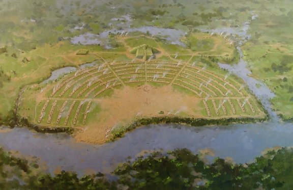North Point Toyota >> Poverty Point World Heritage Site | Louisiana Office of ...