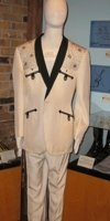 Outfit worn by Slim Whitman, while on tour in England