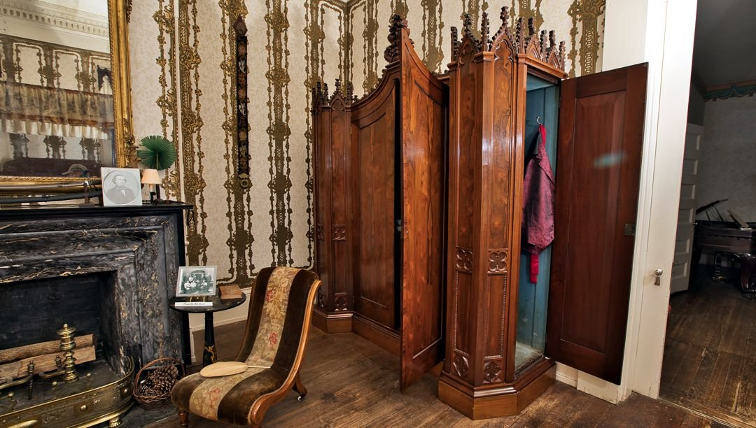 "Armoire from the ""Henry Clay Suite"""