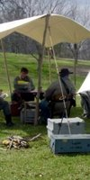 Living History encampment