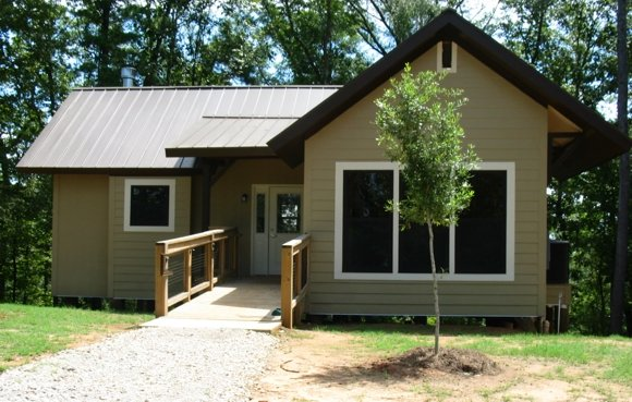 Percy Quin Cabins Cabin Rentals At Percy Quin State Park