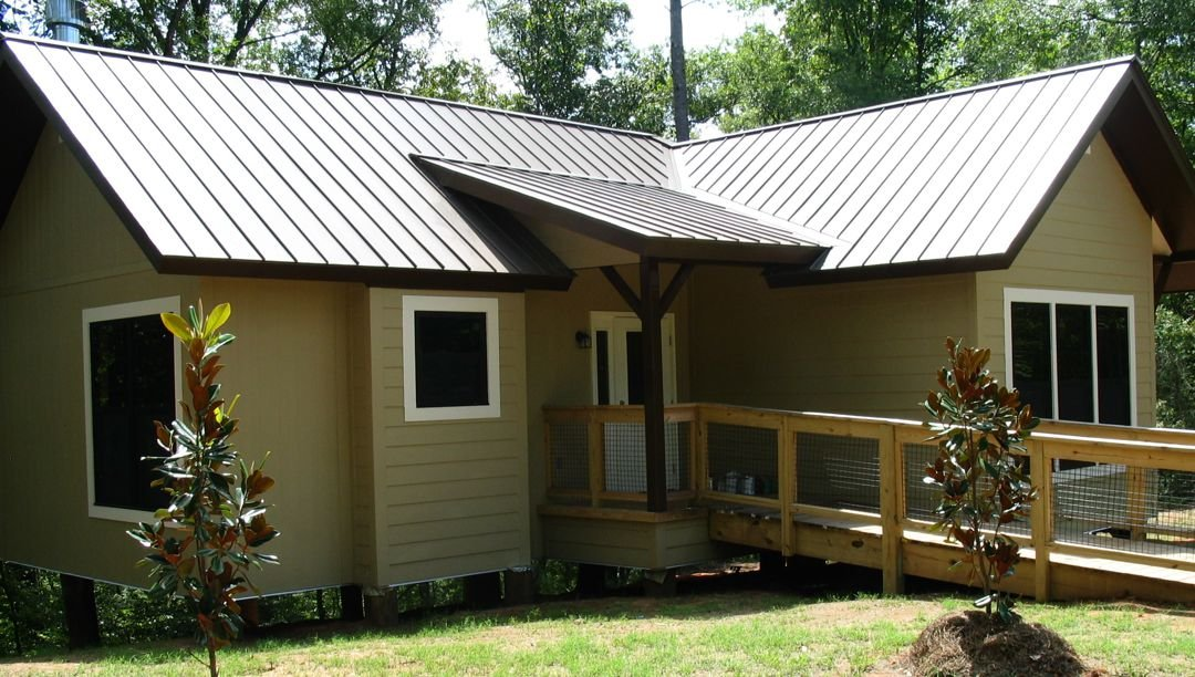 2-bedroom cabins at Bogue Chitto SP