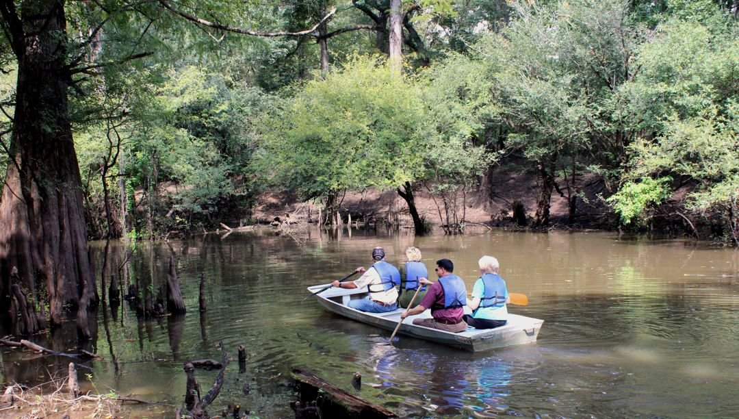 Chemin-A-Haut State Park | Louisiana Office of State Parks