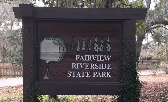 Fairview-Riverside State Park | Louisiana Office of State Parks