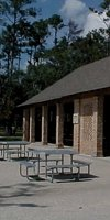 Large pavilion, great for gatherings