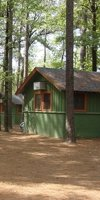 Group camp cabin units