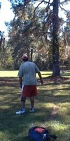 The park offers an 18-hole Disc Golf course
