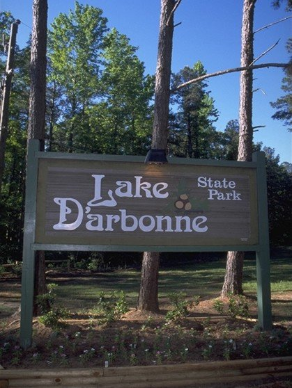 Lake D Arbonne State Park Louisiana Office Of State Parks