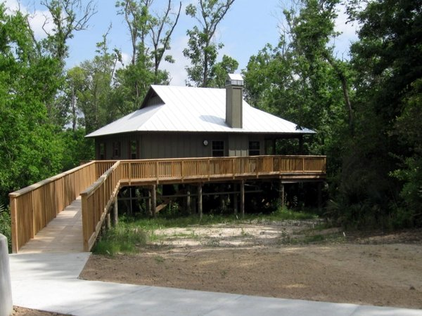 Palmetto Island State Park Louisiana Office Parks