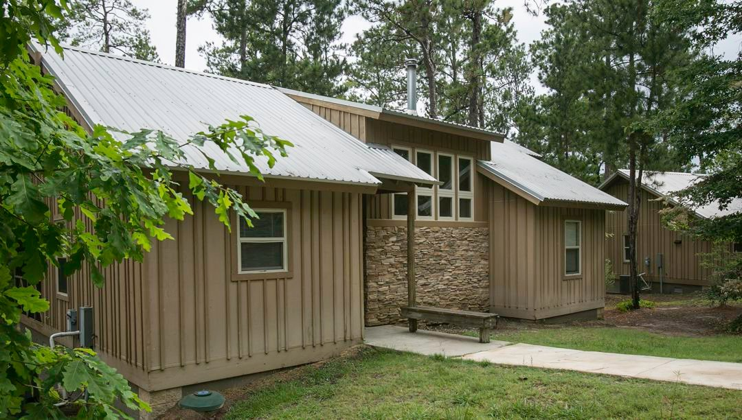 Cabins at South Toledo Bend SP