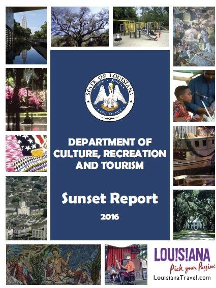 2016 DCRT Sunset Report Cover