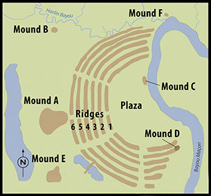 an analysis of the poverty point culture Navels of the earth: sedentism in early mound-building cultures in the lower   the poverty point earthwork, built rapidly sometime after 3700 bp, was the work  of a  color change and clay bulges are incompatible with an interpretation of.