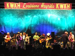 Louisiana Soundtrack Event - Municipal Auditorium, Shreveport
