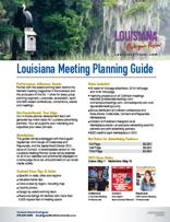 Louisiana Meeting Planners Guide