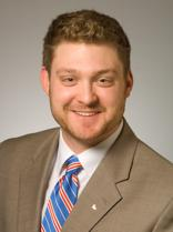Travis Napper, President and CEO for the Ruston-Lincoln Parish CVB