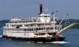 Delta Queen steamboat