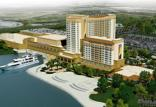 Golden Nugget hotel-casino project in Lake Chalres
