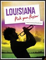 Louisiana Travel Trade Sales Brochure