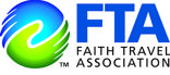 Faith Travel Association logo