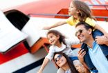 Family travel rises in 2014