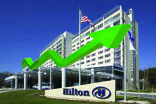 Hotel occupancy rates recover
