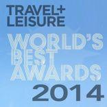 Travel+Leisure World's Best Awards