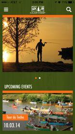 St. Mary Parish travel guide app