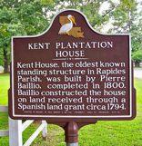 Louisiana Historical Marker