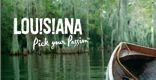 Louisiana:  Pick Your Passion