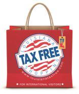 Louisiana Tax Free Shopping